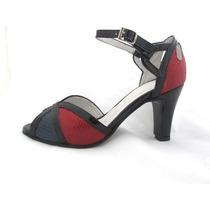 Zapatos Talón Francés Tango 35 36 37 38 39 40 41 42 43 44 45