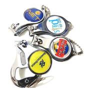 100 Chaveiro Cortador E Abridor Personalizados Com Sua Logo