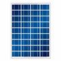 Panel Solar Fotovoltaico 80w Policristalino - Ps80 - Enertik