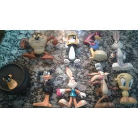 Muñecos De Mc Donals Looney Tunes