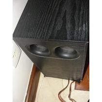 Conjunto 4 Caixas Acusticas Boston Acoustics Com Subwoofer