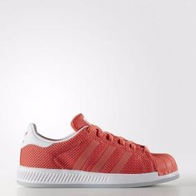 Tenis Para Unisex Superstar Originals Low Red Modelo: Bb0332