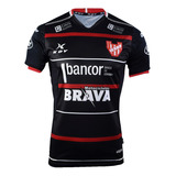 Camiseta Instituto Alternativa 2017/18 Hombre Negro