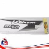 Calcomania Kit Suzuki Vstrom Dl650 Negro Repuestos Orovalor
