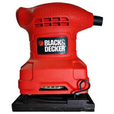 Lijadora Black & Decker Orbital 1/3 Pliego 200w