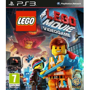 Lego: Movie Video Game [ps3 Digital]