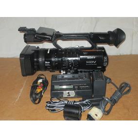 Camara Sony Hdv Z-1 Profesional Con Pila Y Cargador