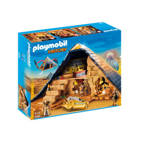Playmobil Piramide Do Egito 5386