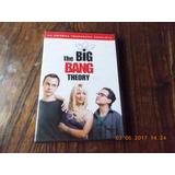Dvd Original The Big Bang Theory - Temporada 1 Completa