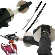 Espada Katana Sakabatou Samurai X Rurouni Kenshin + Suporte.