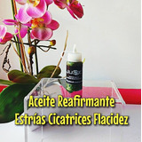 Aceite Jusse Reafirmante Anti Estrias Celulitis Flacidez