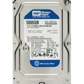 Disco Duro 500 Gb Nuevo