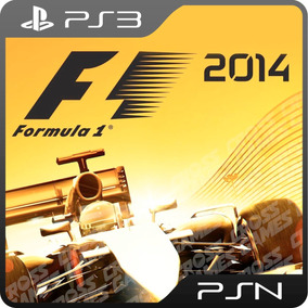 Formula 1 2014 Ps3 - Mídia Digital