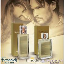 Perfumes Traduções Gold Hinode 100ml Diversas Fragrâncias