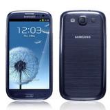 Seminovo - Smartphone S3 Gt-i9300 16gb - Azul - Bom