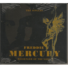 Freddie Mercury - Messenger Of The Gods - Cd Duplo Digipack