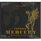 Freddie Mercury - Messenger Of The Gods - Cd Duplo Digipack