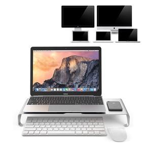 Soporte Imac Monitor Laptop Mac Aluminio Escritorio Msi