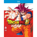 Blu-ray : Dragon Ball Super - Part One (2 Disc)