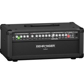Cabeçote Behringer Vt100fxh P/ Guitarra - Revenda Autorizada