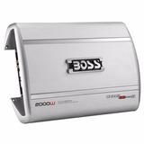 Amplificador De Sonido Boss Chaos 2004 2000 Watts 4 Canale