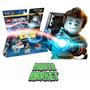Lego Dimensions Ghostbuster Cazafantasmas Level Pack 71228