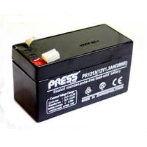 Bateria De Gel De 12 Volt 1.3 Ah Press
