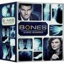 Bones Coleção Completa 1ª A 6ª Temporada 35 Dvds Lacrado