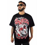 Camisa Camiseta Skillz Swag Hip Hop Break Graffiti