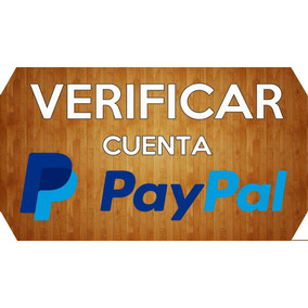 Verificacion De Cuenta Paypal Kit Imprimible