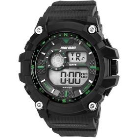 2e03dcc3d63 Relogio Digital Preto Mormaii - Joias e Relógios no Mercado Livre Brasil