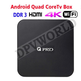 Smart Tv Box Android 5 3d 4k Hd 2.4ghz Quad-core 8gb 1gb