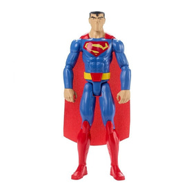 Batman E Super Homem 30 Cm Mattel