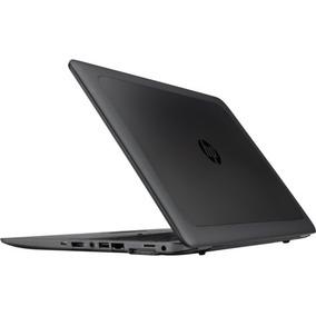 Remate Notebook Workstation Hp Zbook 15u G4 Core I7 16gb