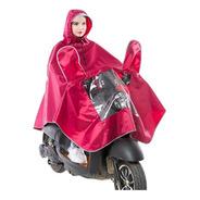 Piloto Para Lluvia Con Cobertor De Moto