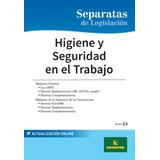 Separata De Higiene Y Seguridad En El Trabajo - Errepar