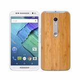 Motorola Moto X Style 64gb White Bamboo - Caja Sellada