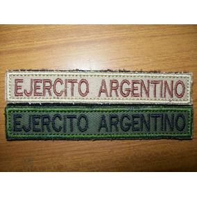 Identificaciones Ejército Argentino Armada Y Otras Fuerzas