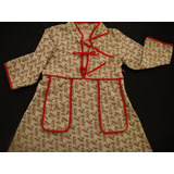 Vestido Niña Tipo Kimono . Diseño Exclusivo!