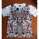 Camiseta All Blacks Maori Alternativa