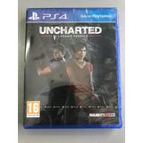 Uncharted The Lost Legacy - Ps4 - Físico Y Sellado