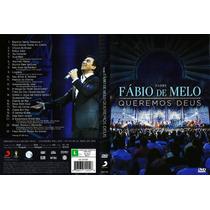 Dvd Padre Fabio De Melo - Queremos Deus