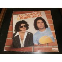 Lp Léo Canhoto E Robertinho, O Último Julgamento, Vinil 1983