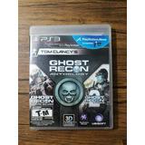 Ghost Recon Anthology Playstation 3 Ps3 Perfecto Estado !!