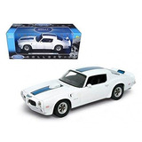 1972 Pontiac Firebird Trans Am 1/18 Escala De Welly