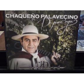 Cds Chaqueño Palavecino...de Pura Cepa