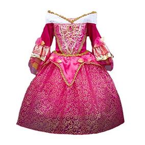 Dreamhigh Belleza Durmiente Princesa Aurora Niñas Vestido T