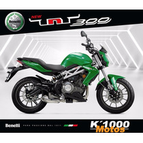 Benelli Tnt 300 Entrega En 1 Hora = Mt 03 Rs Rc Duke
