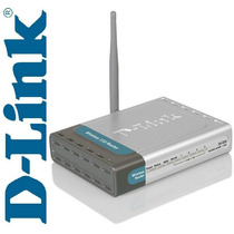 Roteador D-link Wireless 150mbps Di-524