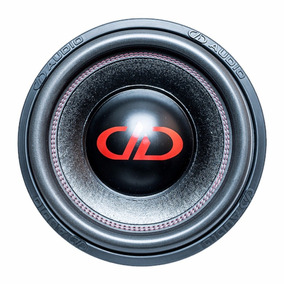 Subwoofer Dd 212 Red Line 300w Rms 4 Ohms